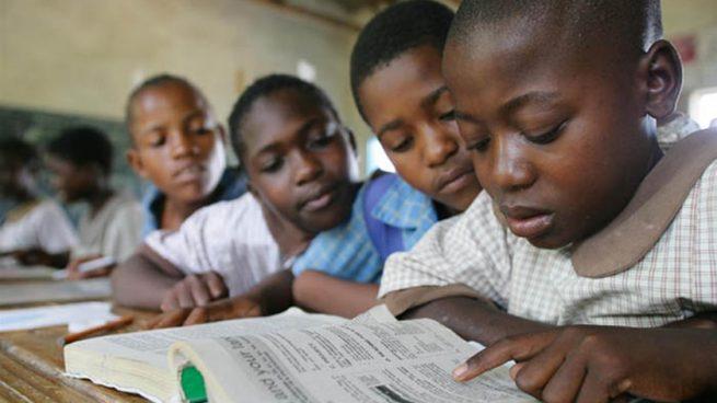 Proyecto Escuelas para Africa de UNICEF