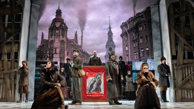 Madrid ha sido la primera ciudad europea en acoger el estreno, directamente desde Broadway de 'Anastasia el musical'.