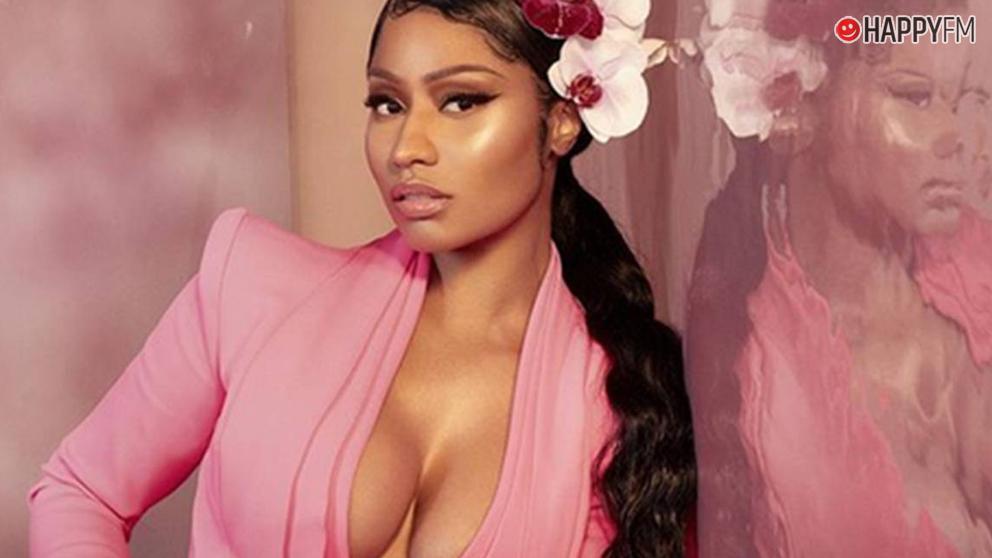 Se filtran unas imágenes de Nicki Minaj sin cirugías