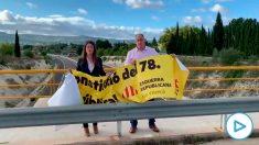 Diputados de Vox en Valencia retiran propaganda pancatalanista de ERC