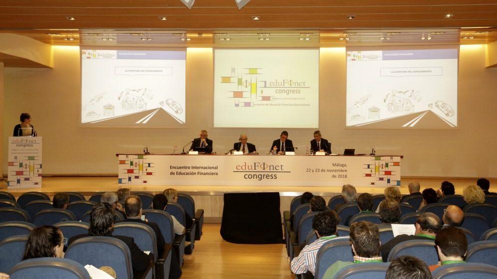 I Edición del Congreso Edufinet @Unicaja