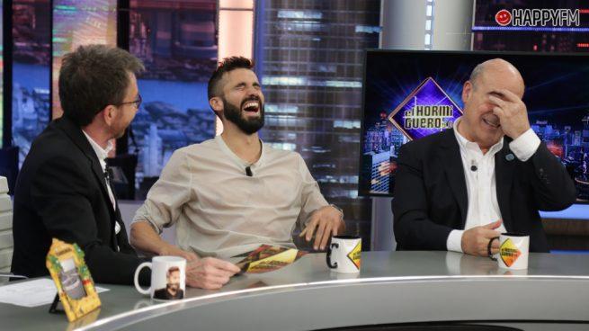 'El Hormiguero': David Broncano se cuela en el programa de esta manera