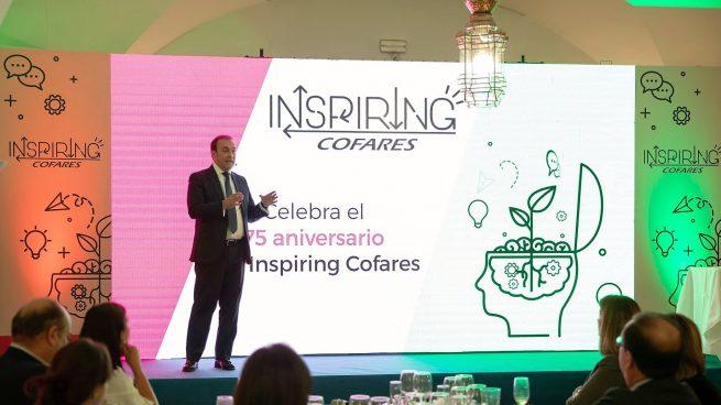 """Eduardo Pastor: """"Cofares dará soporte digital a las farmacias para acercarlas más a sus pacientes"""""""