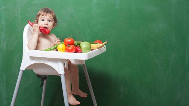 Menú semanal para niños