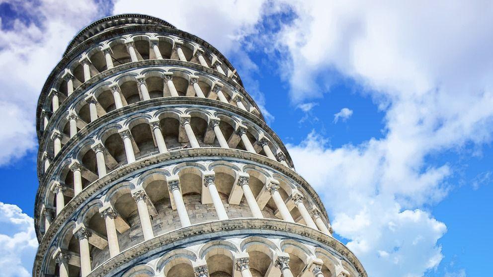 foto de ¿Por qué la Torre de Pisa está inclinada? Esta es la razón