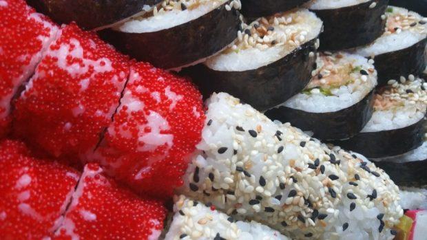 Fery sushi roll