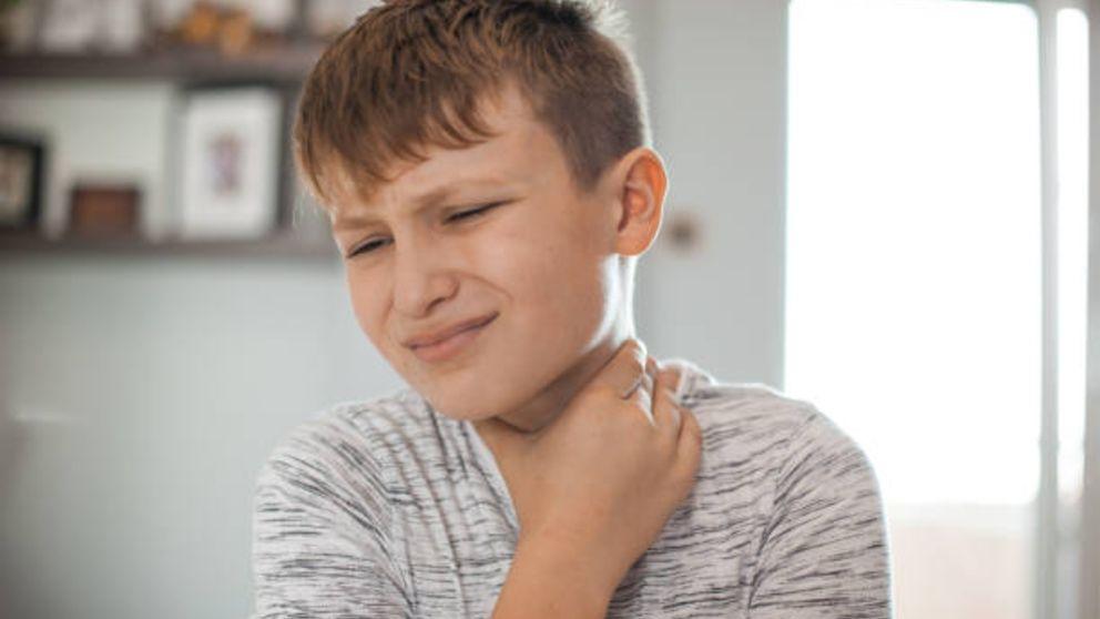 Remedios caseros para aliviar el dolor de garganta en niños - OKDIARIO