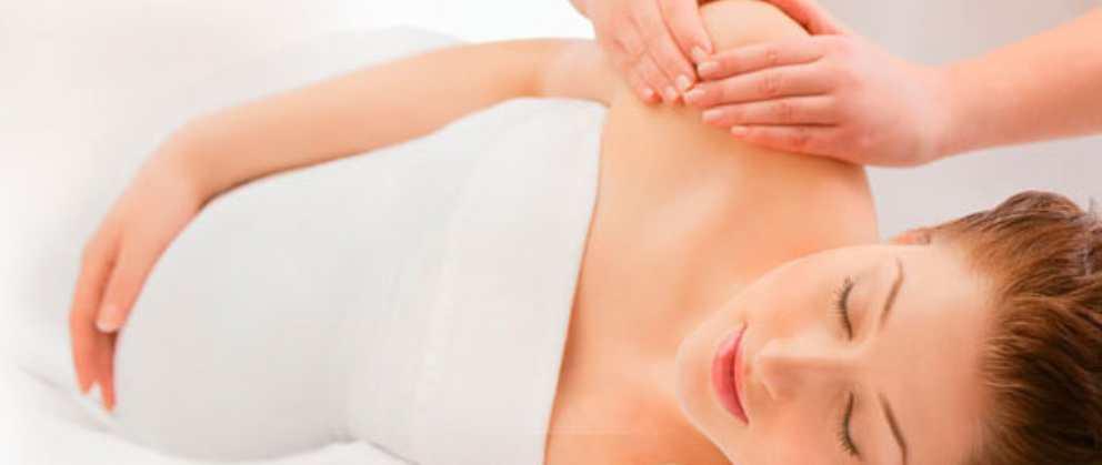 ¿En qué consiste el masaje prenatal?