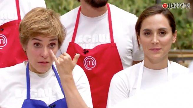 'Masterchef Celebrity': Tamara Falcó y Anabel Alonso, dura bronca en directo