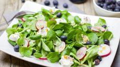 Beneficios de los canónigos: descubre porqué incorporarlos a la dieta