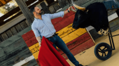 Santiago Abascal, líder de VOX en sus redes sociales @IG