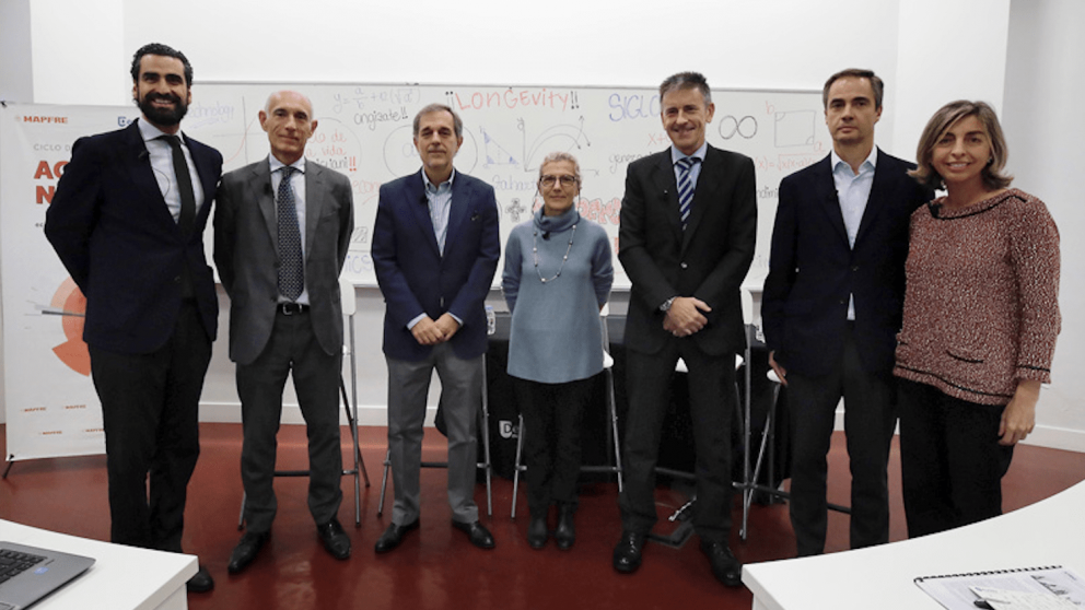 Encuentro Ageingnomics en San Sebastián