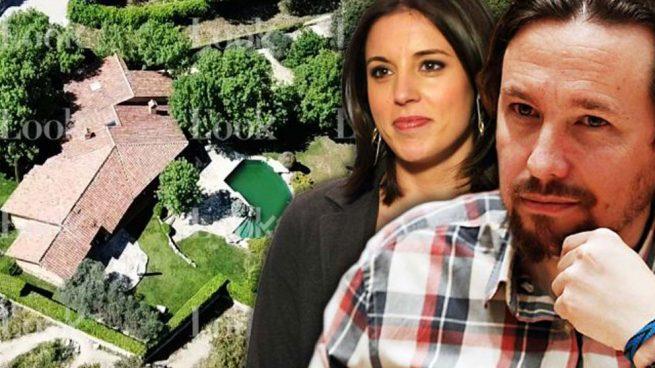 Pablo Iglesias Irene Montero
