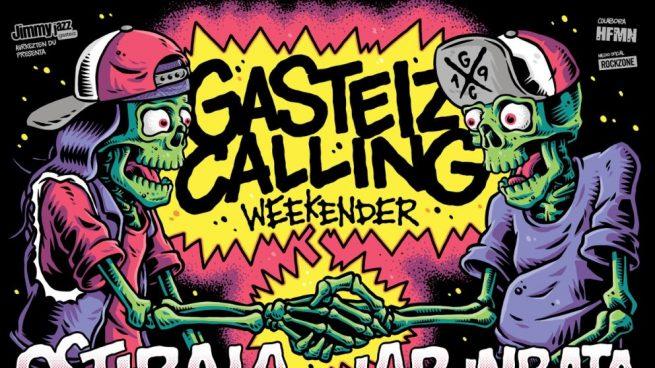 gasteiz calling weekender 2019