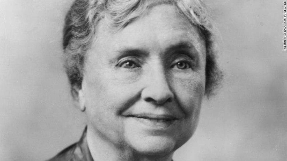 Cuáles son las mejores frases de la escritora Helen Keller
