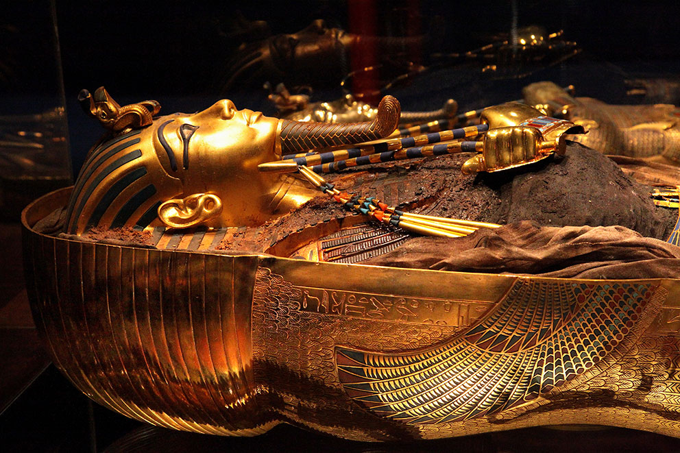 Llega a Madrid, a Espacio 5.1 de IFEMA, la exposición 'Tutankhamón: la tumba y sus secretos' sobre el faraón del Antiguo Egipto más famoso.