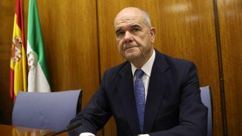 El expresidente de la Junta de Andalucía Manuel Chaves. Foto: EPUntitled
