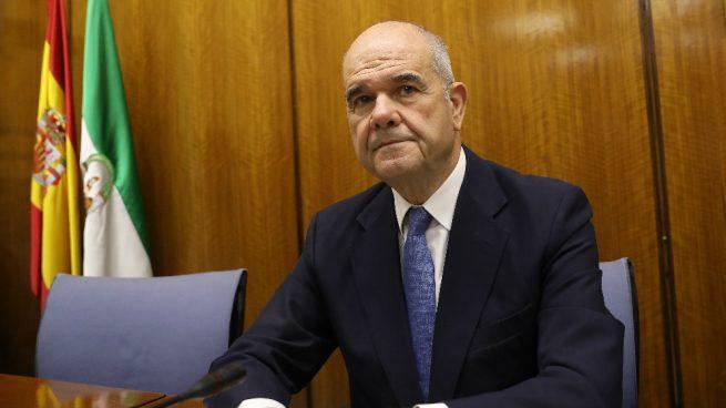 El expresidente de la Junta de Andalucía Manuel Chaves