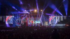 Los40 Music Adwards llegan a Divinity