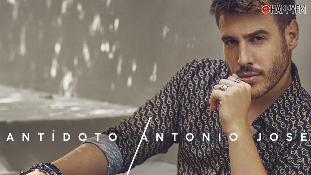 Antonio José presenta Antídoto, su nuevo álbum