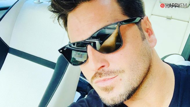 David Bustamante da la cara tras los rumores de infidelidad de Paula Echevarría