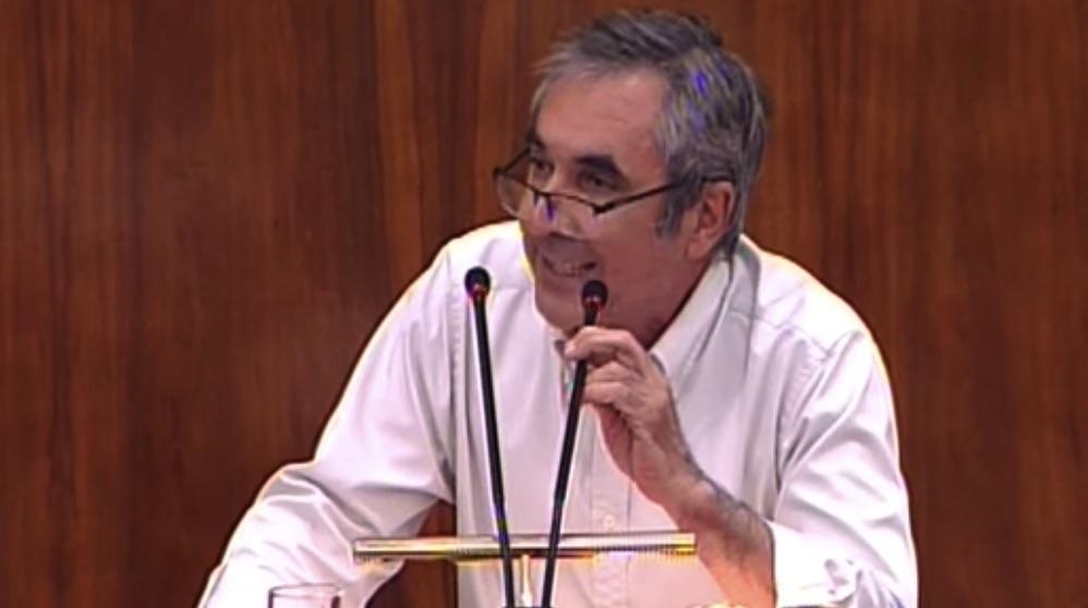 Eduardo Gutiérrez, diputado de Más Madrid.