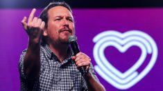 Pablo iglesias, líder de Podemos (Foto: EFE)