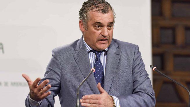 Javier Carnero, diputado del PSOE en Andalucía @Wiki