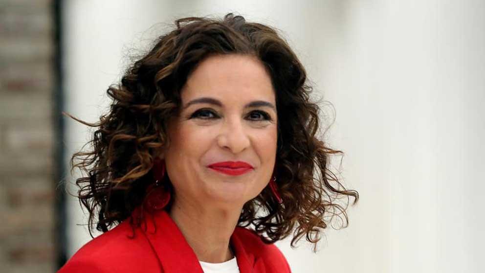 María Jesús Montero. Foto: EFE