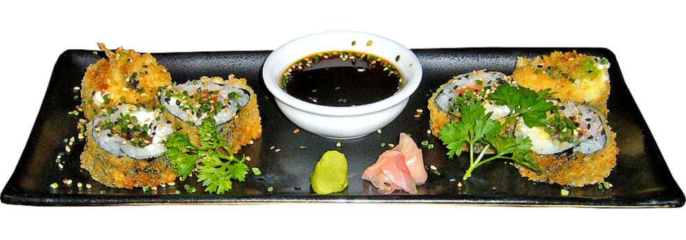 Receta de Hot roll de salmón
