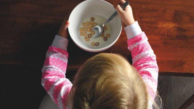 El colesterol alto en niños