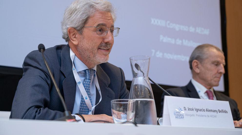 José Ignacio Alemany, presidente de los asesores fiscales