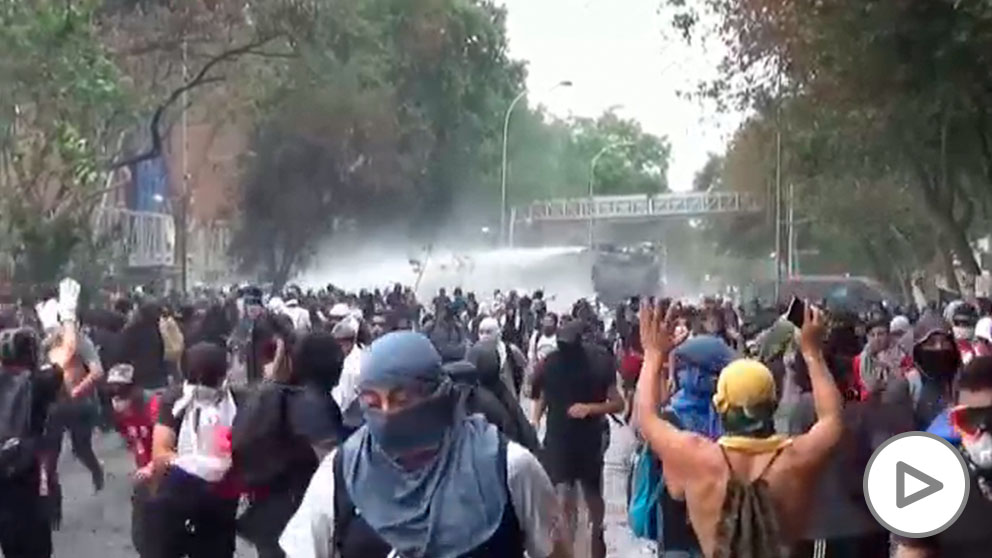 Nuevas protestas estudiantiles en Chile