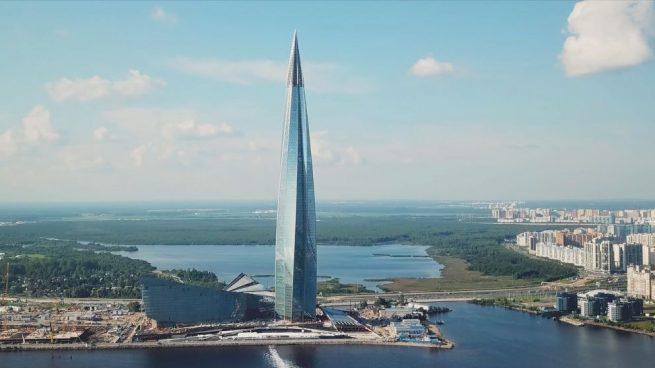 edificio más alto de Europa