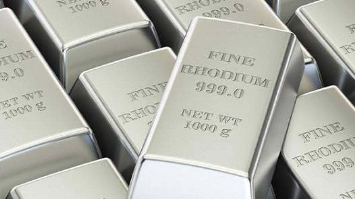 Descubre cuál es el metal más caro del mundo