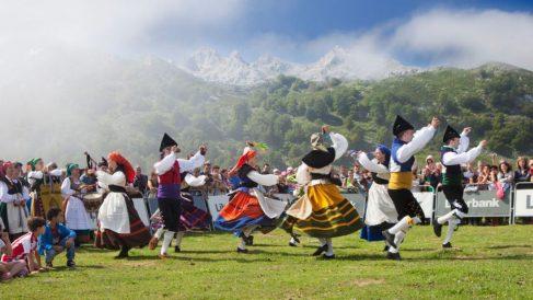 En el municipio de Aller, en Asturias, tienen una de las fiestas más tradicionales de la región