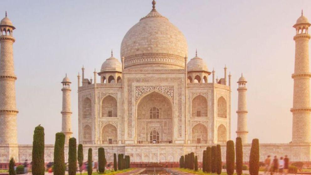 Por qué se construyo el Taj Mahal