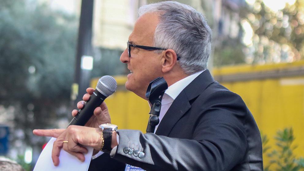 Josep Bou. (Foto: Enrique Falcón)