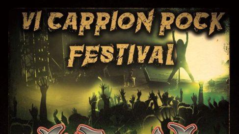 El Carrión Rock es uno de los festivales leoneses más prestigiosos