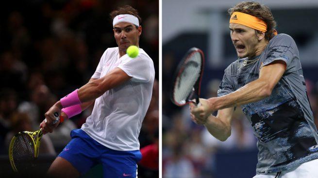 ATP Finals: hora y dónde ver el Nadal – Zverev