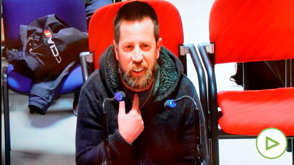 José Enrique Abuín Gey, alias 'El Chicle', testifica ante el juez por el intento de rapto en Boiro.