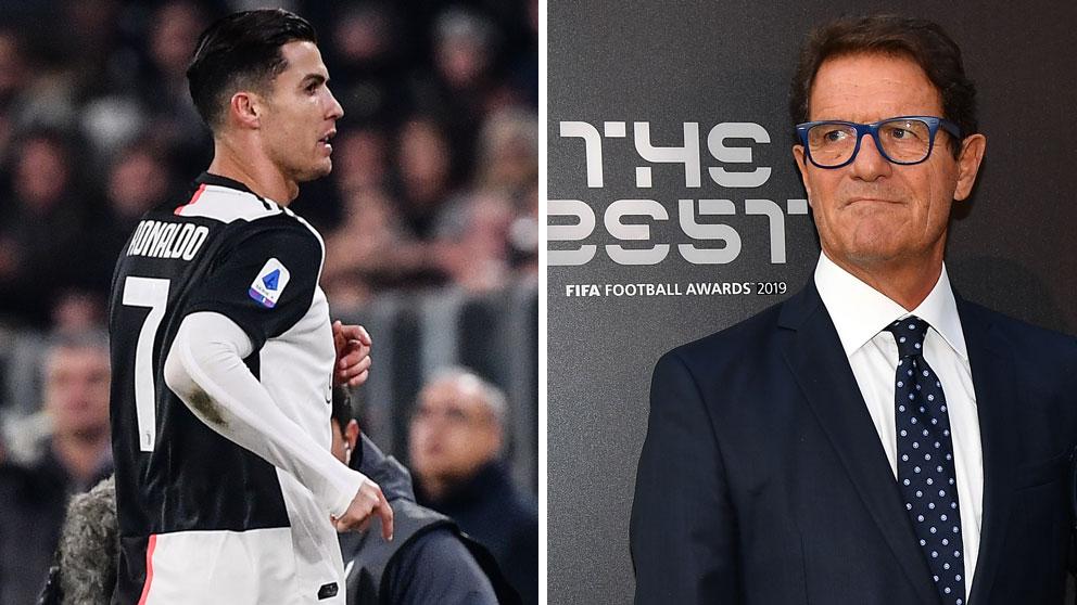 Fabio-Capello-comentó-la-reacción-de-Cristiano-al-ser-sustituido-en-el-último-partido-de-la-Juventus-(AFP)