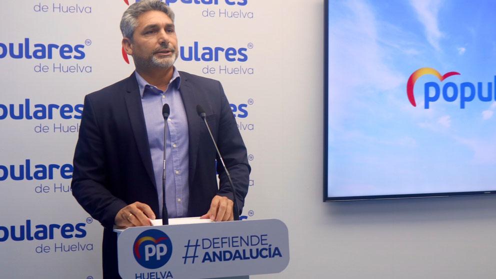 Juan José Cortés. Foto: Partido Popular