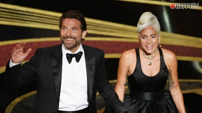 Lady Gaga y Bradley Cooper reconocen que su amor fue «inventado»