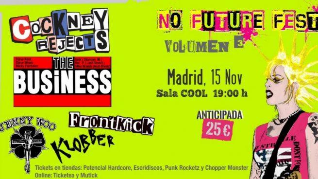 No Future Fest 2019