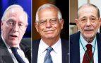 Borrell, Solana y… Pizarro para una «emergencia nacional»