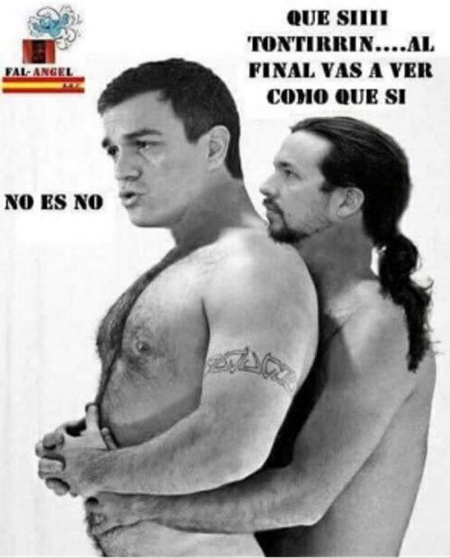 Los mejores memes del pacto PSOE-Podemos tras el 10-N