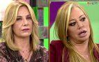 'Sálvame': Belén Esteban abandona el plató entre lágrimas por esta razón