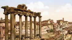 Cómo y cuándo se fundó la ciudad de Roma