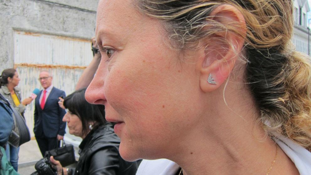 Diana López Pinel, la madre de la joven Diana Quer asesinada. Foto: EP